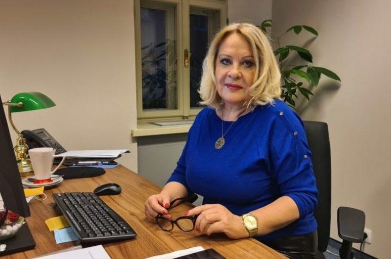 Výkonná riaditeľka Slovenského národného strediska pre ľudské práva Silvia Porubänová